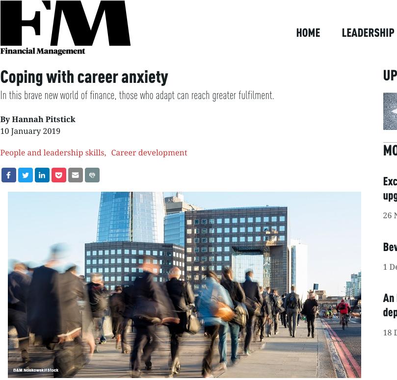FM Financial Management Magazine
